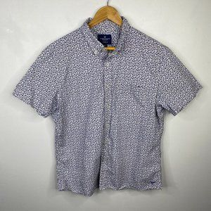 American Eagle Classic Fit Button Up Shirt Large